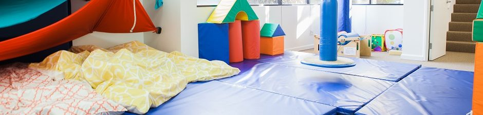 Pediatric OT Sensory Gym 2